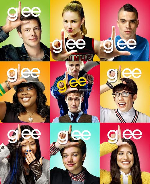 Série - Glee GleeCastGlee