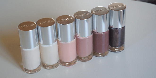 Le vernis Nude selon Clinique